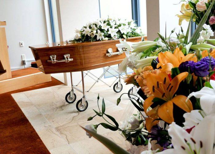 Funeral donations Highbridge Somerset